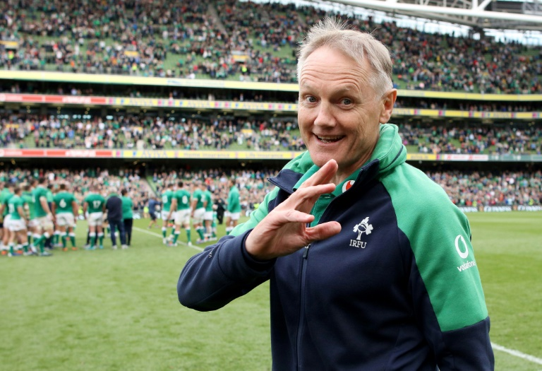 Dashing the dream -- Ireland rugby great Tony Ward believes Joe Schmidt's team will fall short of the New Zealander's dream of a World Cup semi-final