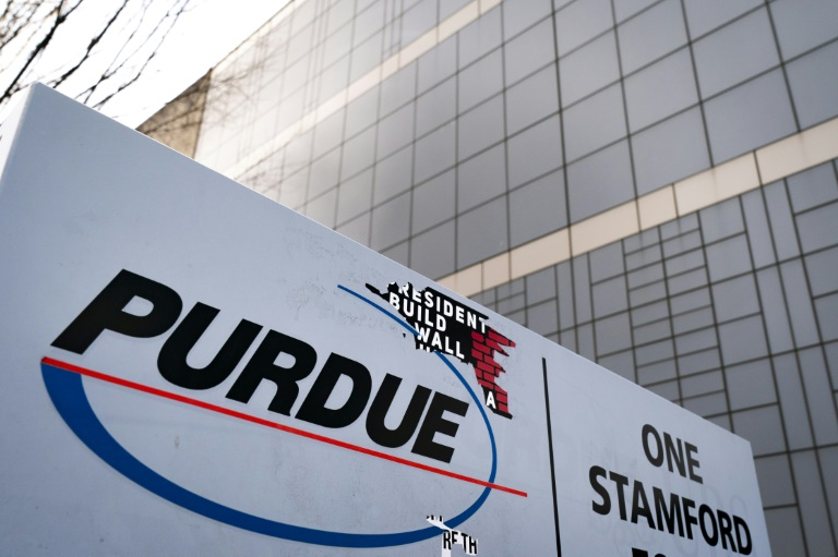 Purdue announces it has filed for reorganisation under Chapter 11 of the US Bankruptcy Code.