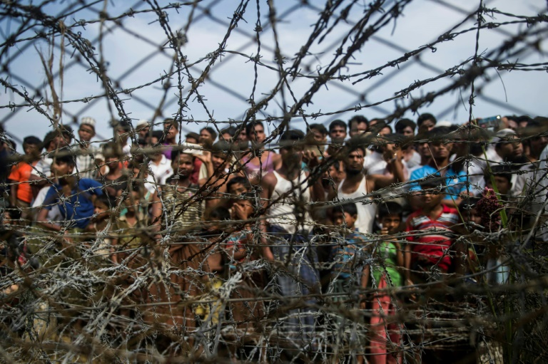 The UN team said 600,000 Rohingya still inside Myanmar's Rakhine state remain in deteriorating and 'deplorable' conditions.