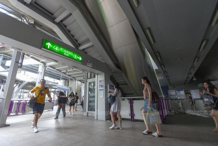 Blue Line's Bang Wa-Lak Song extension to open Saturday