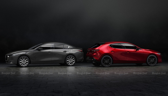 2019 Mazda 3: Thai prices and specs