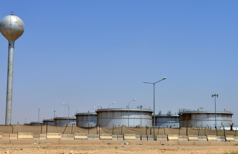 The prospect of a quick recovery in Saudi crude production sent oil prices sharply lower.