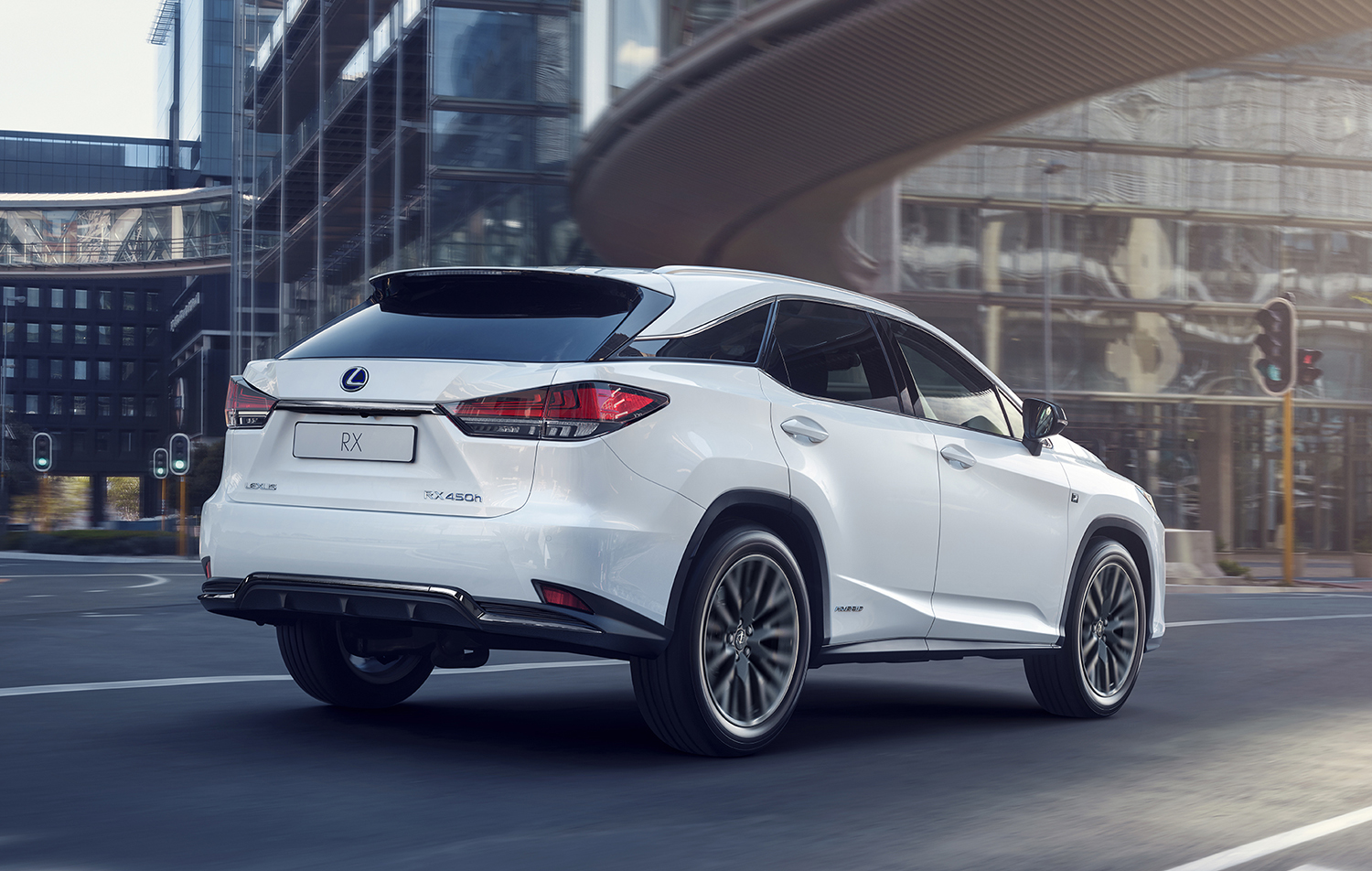 2019 Lexus Rx Facelift Thai Prices And Specs