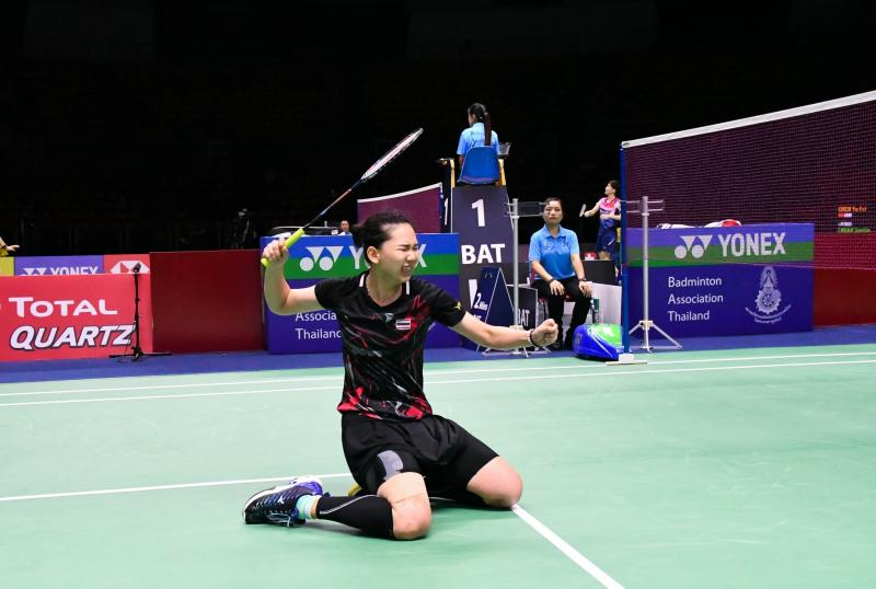 Pornpawee Chochuwong will play third seed Chen Yufei.
