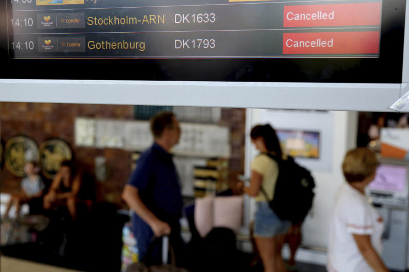Thomas Cook Collapses: 600,000 Holidaymakers Stranded