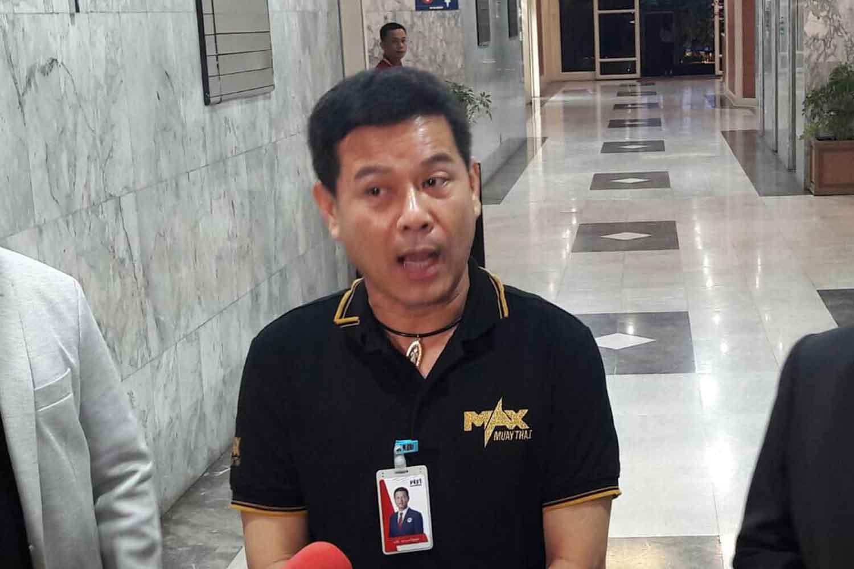 Pheu Thai MP for Khon Kaen Nawat Tohcharoensuk (file photo)