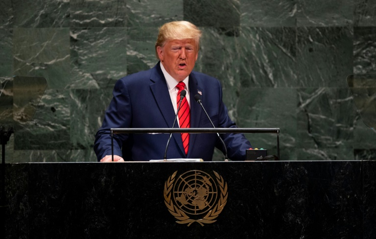 Trump, Bolsonaro and Johnson to open United Nations general assembly