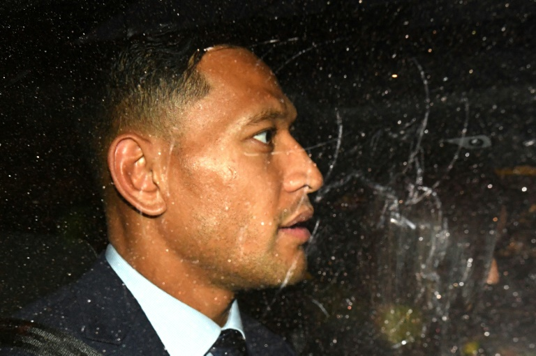 Tongan government intervenes to stop Israel Folau rugby league comeback