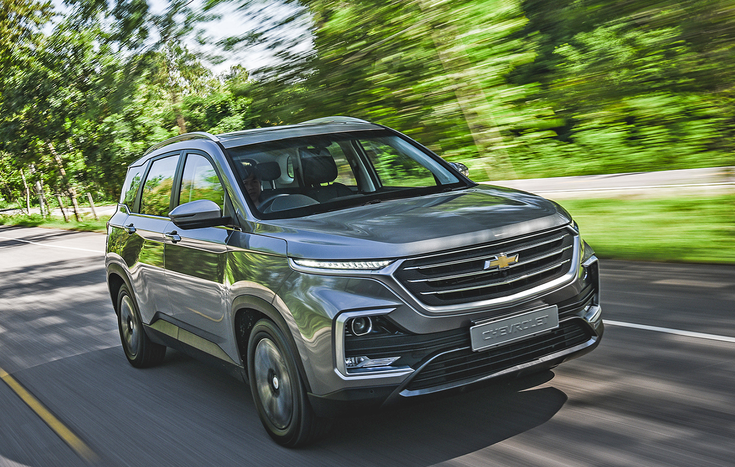 2019 Chevy Captiva Might Come Back >> Chevrolet Captiva 1 5t Premier 2019 Review