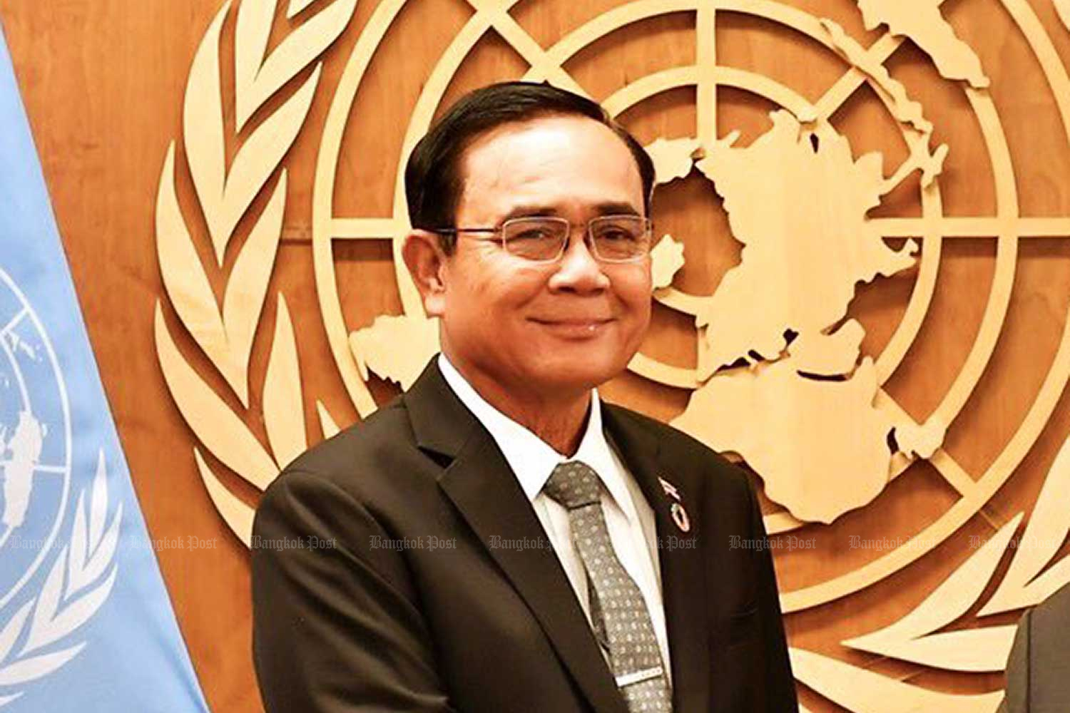 Gen Prayut was quoted as reiterating that Thailand will promote Asean to become a people-centric community.