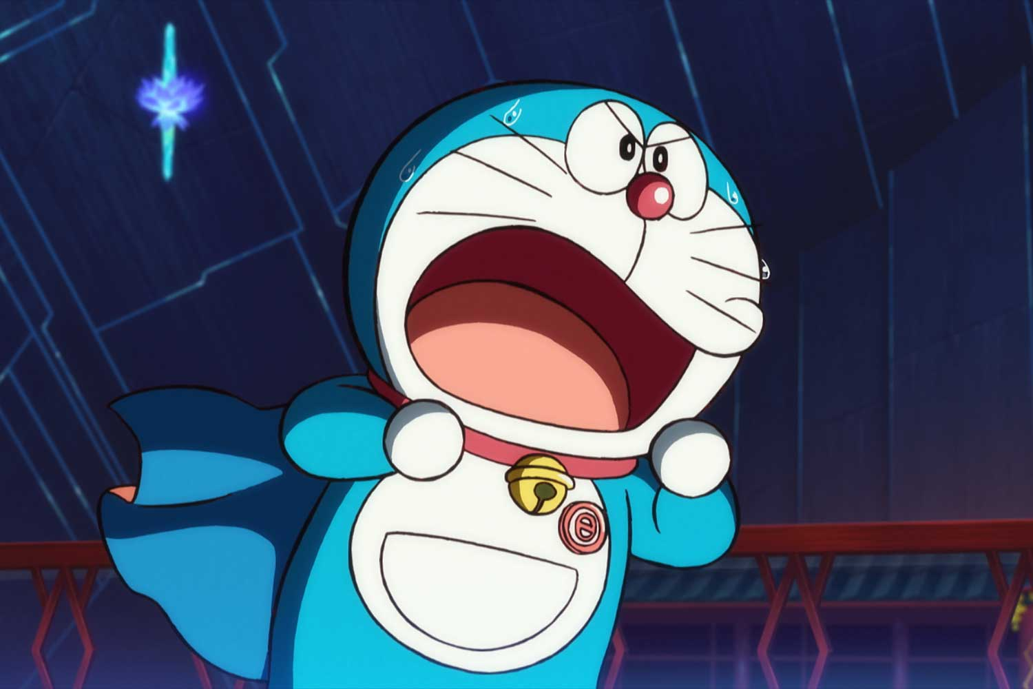 the continuing adventures of doraemon