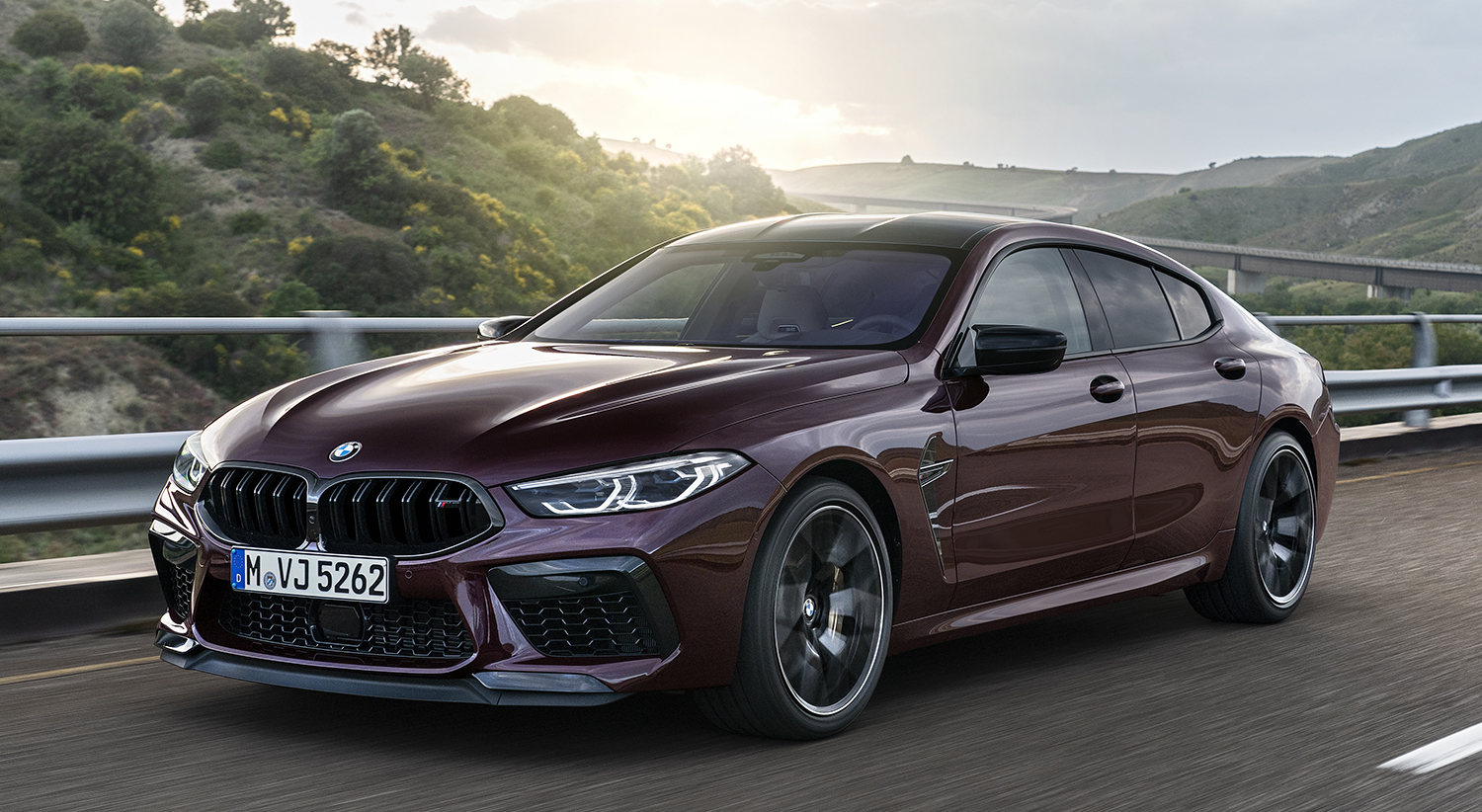BMW M8 Gran Coupe revealed with Competition and First Edition trims