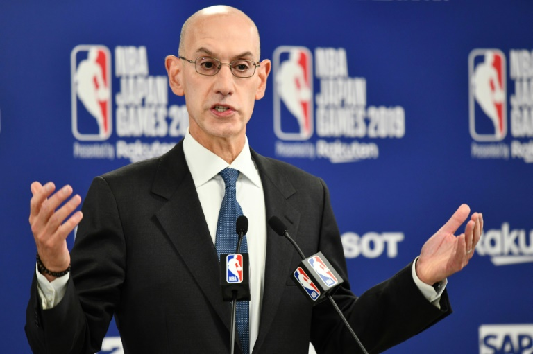 Chinese state media accused NBA Commissioner Adam Silver of 'willing to be another handy tool for US interference' after he insisted the league would not apologise for a tweet supporting pro-democracy protests in Hong Kong.