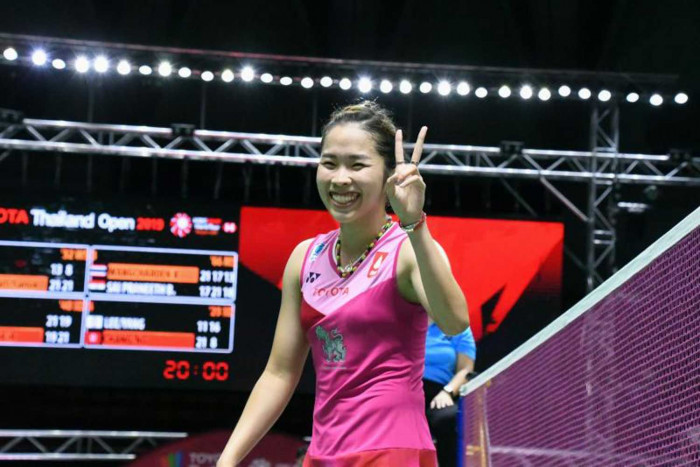 Ratchanok cleared of doping violation