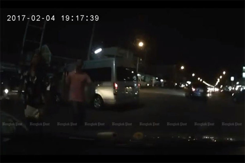 Road rage killer gets 10 years