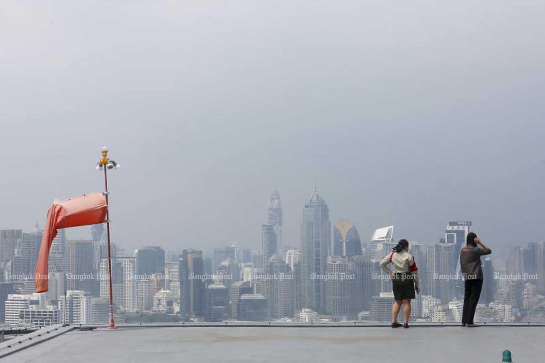 Fine dust levels rising again in Bangkok