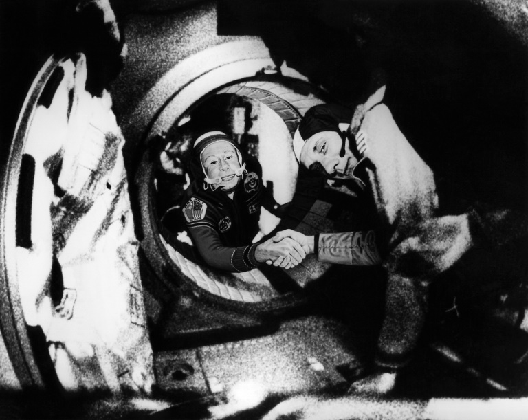 First human to walk in space, Alexei Leonov, dies at 85