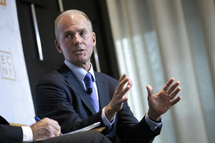 Boeing splits CEO, chairman role amid MAX crisis