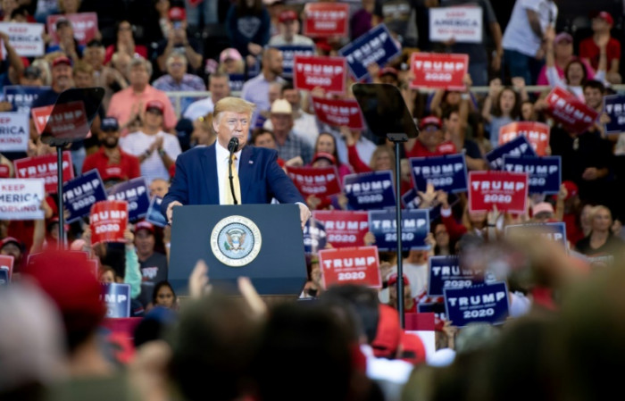 From Minnesota to Michigan, Trump aims to turn scandal into reelection fuel