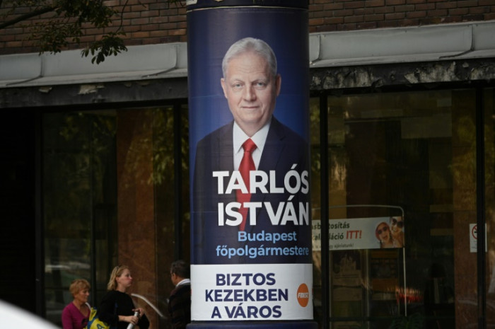 Hungary opposition eyes Budapest, gains in local elections