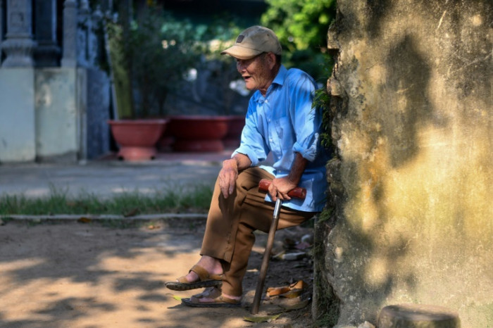 Croquet an unlikely hit for Vietnam retirees