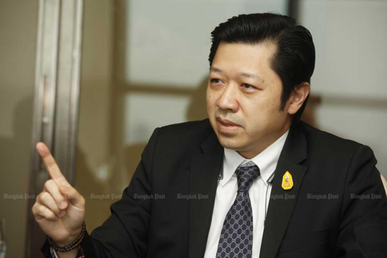 Charoen Pokphand chief executive Suphachai Chearavanont