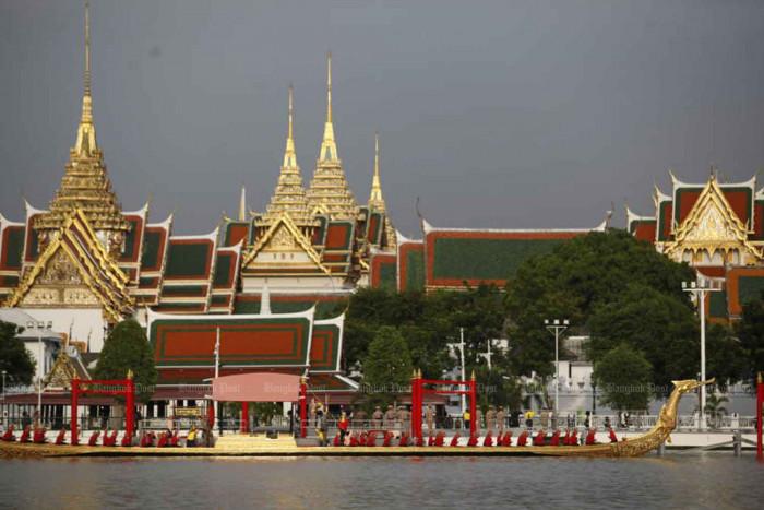 Chao Phraya restaurants await Royal Barge blessing