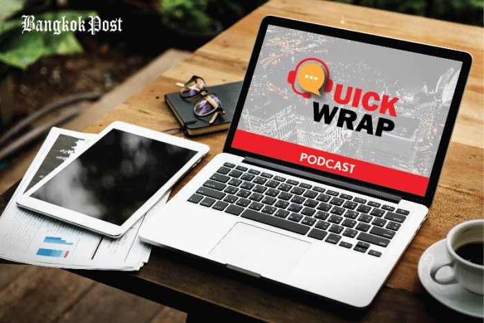 QuickWrap Podcast Oct 18, 2019