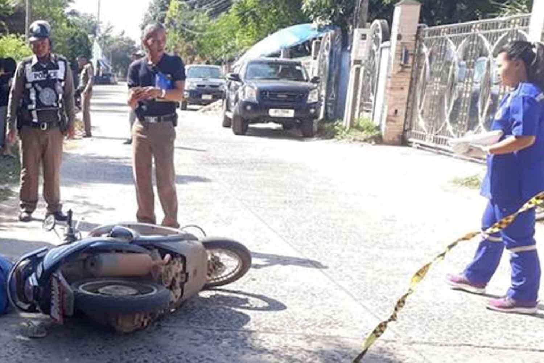 Thai man KILLS Italian for having affair with his mistress