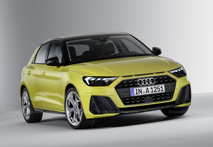 2019 Audi A1 Sportback: Thai pricing and specs