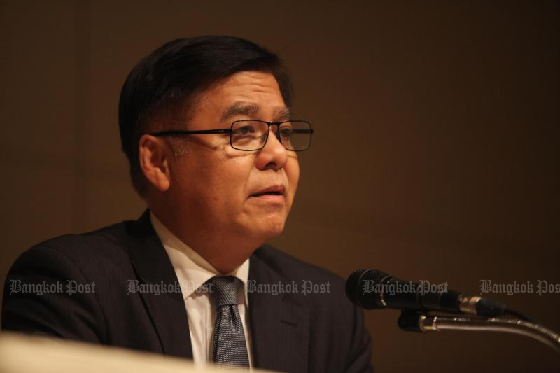 Former ambassador to France Sihasak Phuangketkeow is expected to win a seat on Unesco's World Heritage Committee. (Bangkok Post photo)