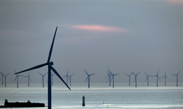 IEA: Reaping wind at sea could become US$1t industry