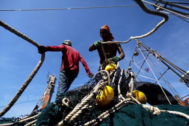Thailand fisheries