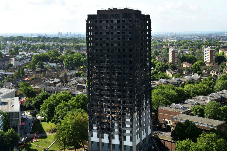 Grenfell report condemns 'gravely inadequate' London Fire Brigade preparation
