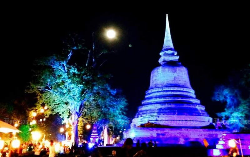 Sukhothai is one of the two cities in Thailand on the list of Unesco Creative Cities. (Post Today photo)