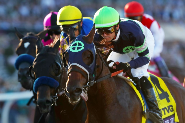 Storm The Court Pulls Off Breeders Cup Juvenile Shocker