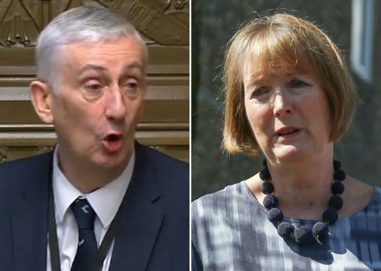 Lindsay Hoyle is the new Speaker of the House of Commons