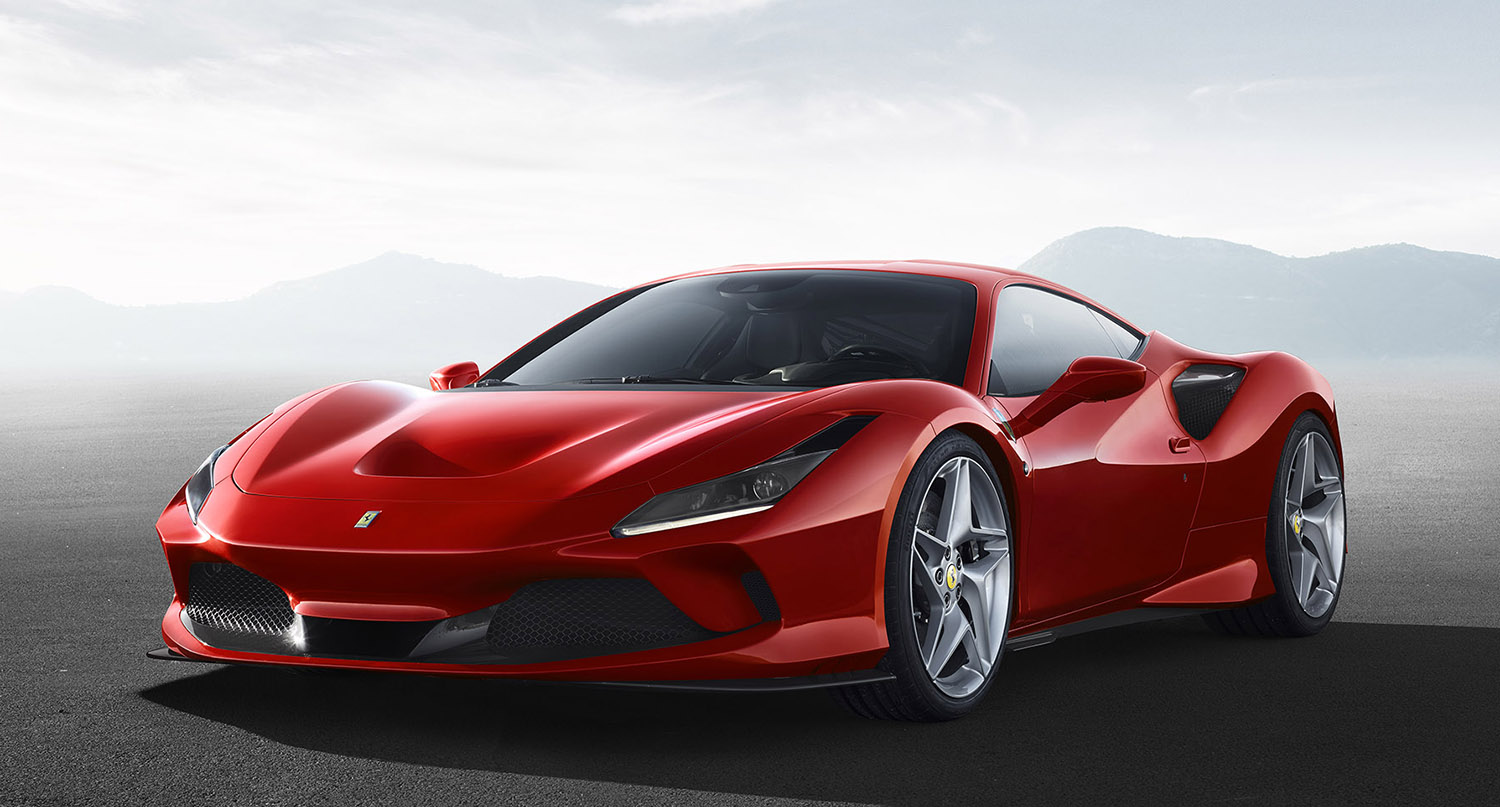 New Ferrari F8 Tributo Launched In Thailand
