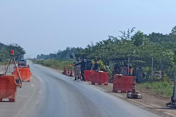 Border on alert against Sam Rainsy's planned return to Cambodia