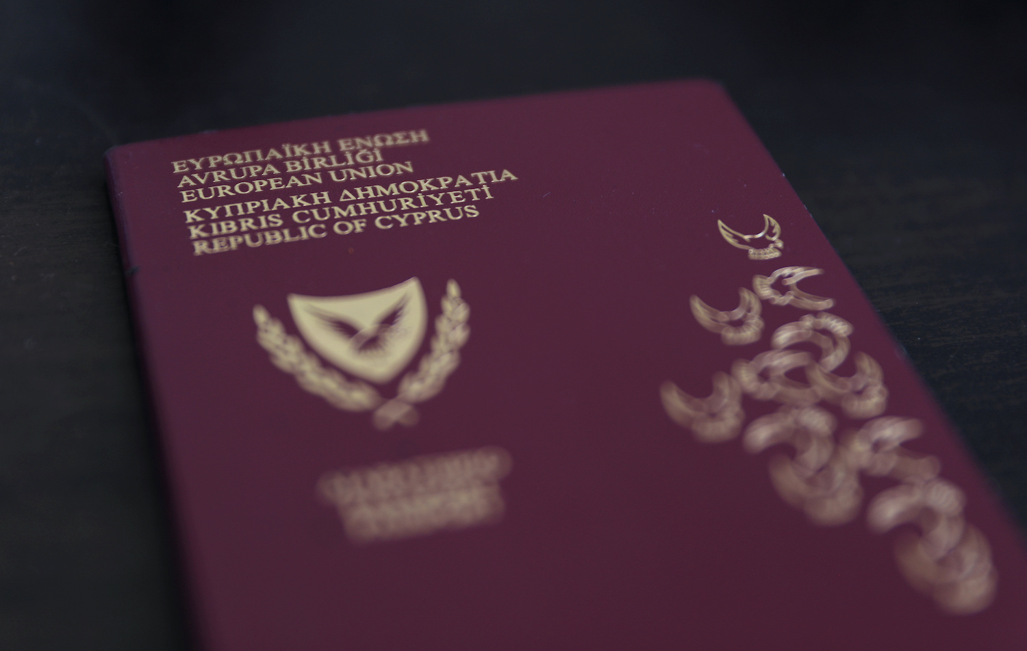 Cyprus has raised 7 billion euros from issuing nearly 4,000 passports to wealthy foreign investors since 2013. (Reuters Photo)