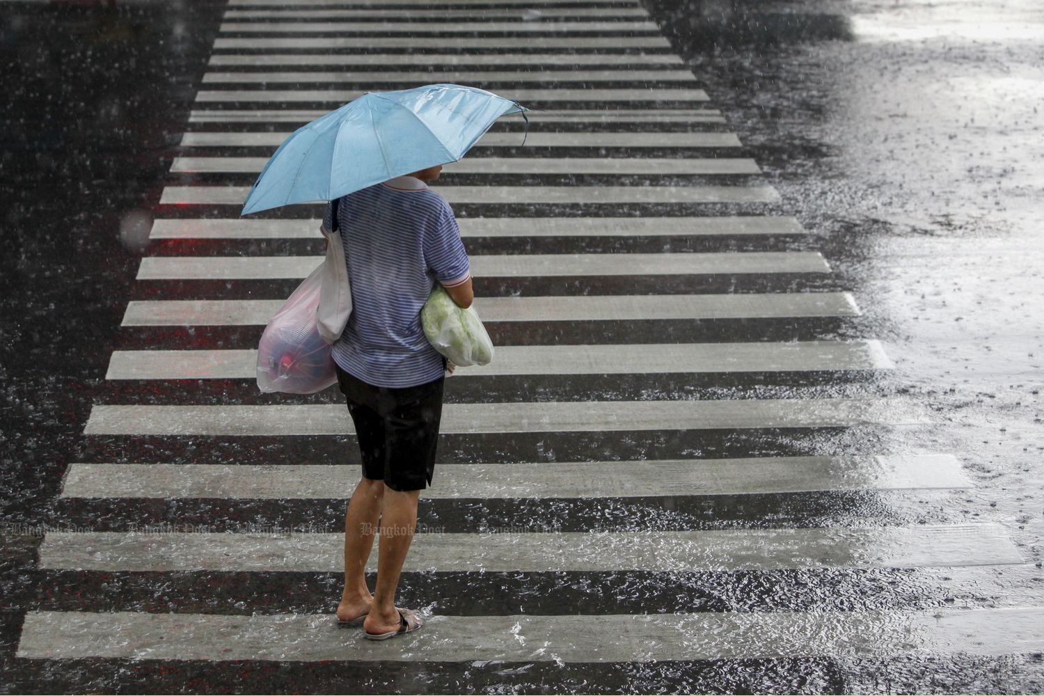 Rain, Cold Weather Forecast For Next Week