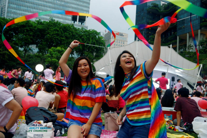 Singapore court to hear challenges on gay sex ban