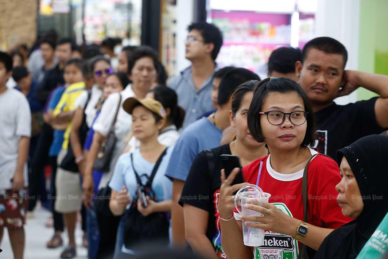 'Taste, Shop, Spend' 3rd phase approved. (Bangkok Post file photo)