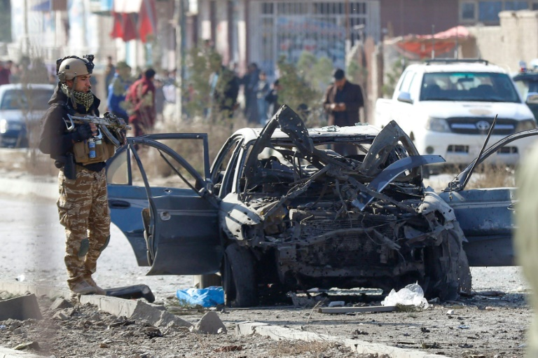 Vehicle bombing kills 7 civilians in Afghanistan