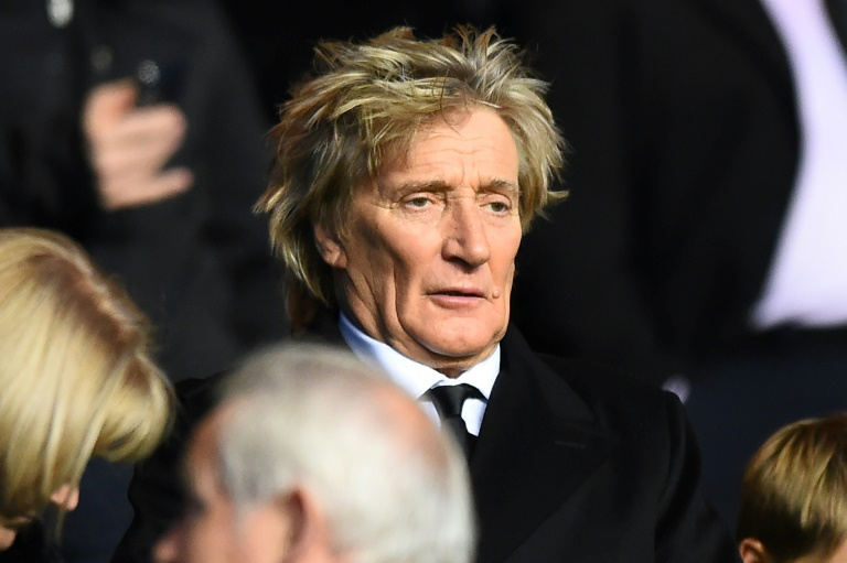 Rod Stewart's Model Railroad Took Him 23 Years To Complete