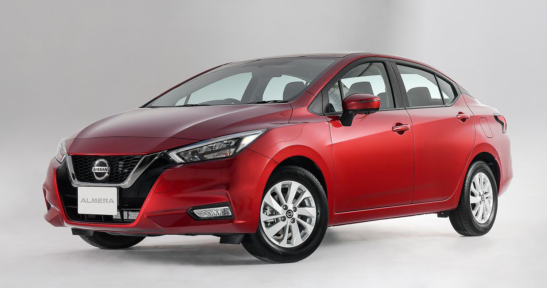2020 Nissan Almera Thai Prices And Specs