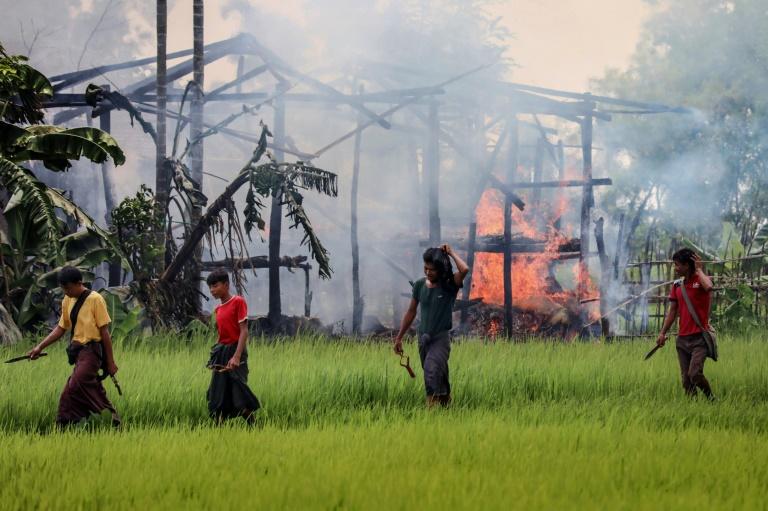 War crimes court OKs probe into deportation of Myanmar's Rohingya