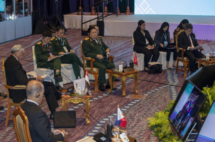 South China Sea, Rohingya on agenda in Asean defence meeting