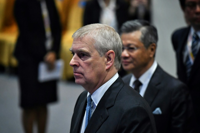Prince Andrew, the eighth in line to the throne, has come in for heavy criticism over his links to Epstein who died in custody in the US in August.