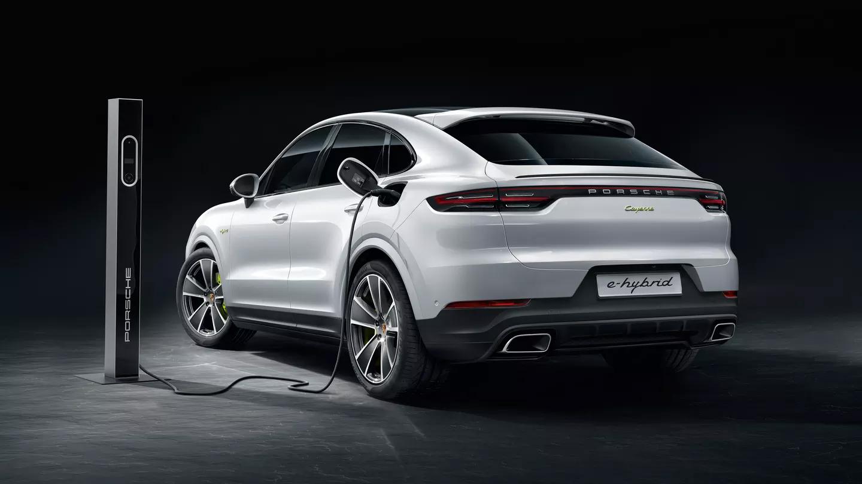 2020 Porsche Cayenne Coupe E,Hybrid Thai pricing and specs